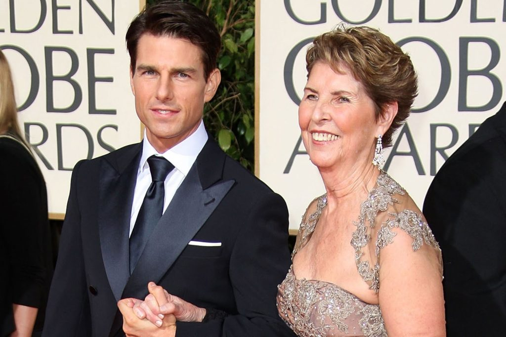 Tom Cruise mother, Mary Lee South dies Aged 80