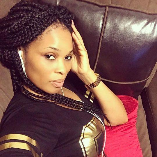Nollywood Actress Georgina Onuoha Shares Kemi Olunloyo's Criminal Records Committed in the U.S