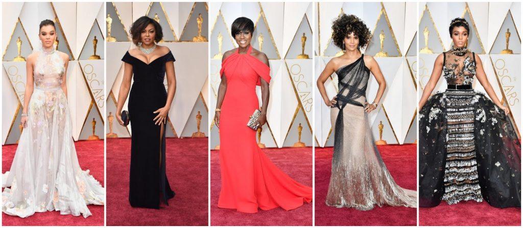 Oscar Awards 2017 Red Carpet Photos