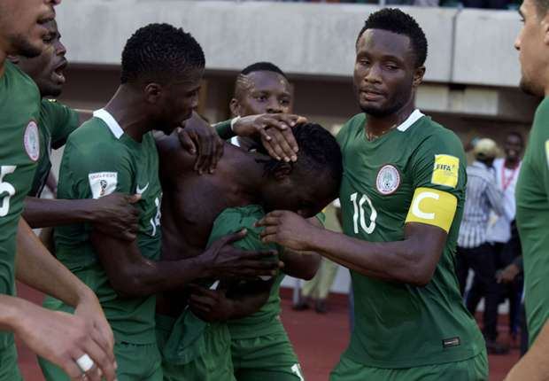 Super Eagles of Nigeria Move 9 Places up in Fifa February Ranking, ranked 41st in the world