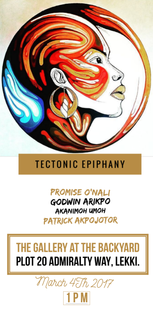 TECTONIC EPIPHANY, An Exhibition of Contemporary Art