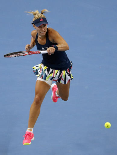 Angelique Kerber Retakes No. 1 Ranking From Serena Williams