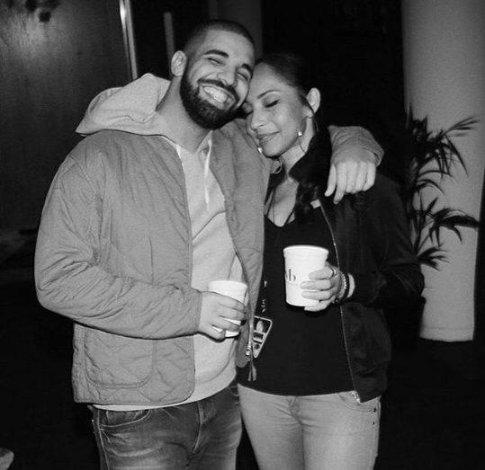 Drake inks a huge tattoo of Sade on his rib cage