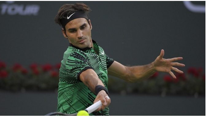 Federer Crushes Nadal In 68-Minute Clinic To Reach Quarter Final At Indian Wells 2017