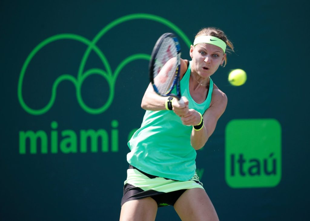 Lucie Safarova Defeats World  No. 23 Gavrilova At Miami Open 6-2, 6-2