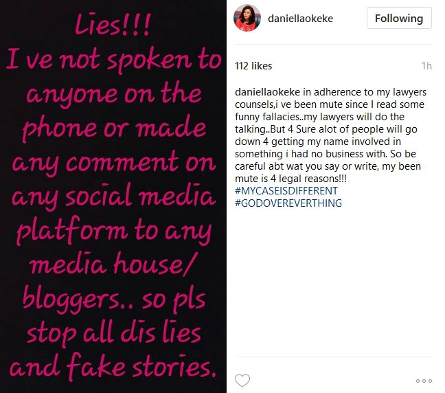 Nollywood Actress Daniella Okeke Finally Breaks Silence on Apostle Suleman Sex Scandal