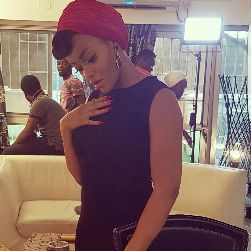 Nollywood Actress Damilola Adegite Posts Cryptic Message On Instagram