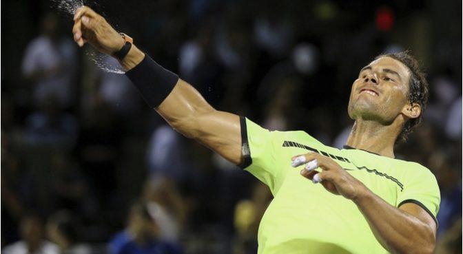 Rafael Nadal Defeats Jack Sock 6-2, 6-3 to reach Miami Open 2017 Semifinal