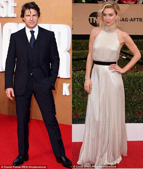 Tom Cruise finds love again in  Mission Impossible 6 co-star Vanessa Kirby