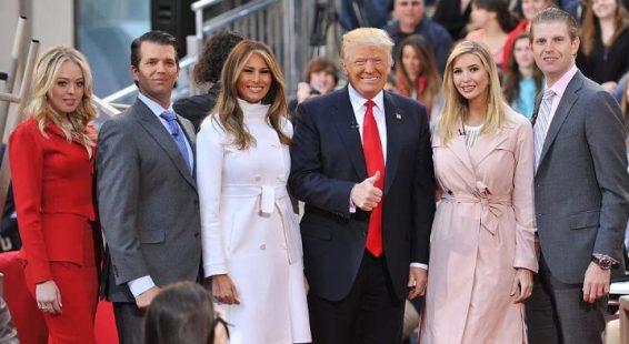 Washington Post report Secret Service can no longer afford the Trump family lifestyle