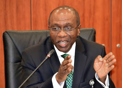 CBN tells Nigerians to call if your bank doesn't supply you with FOREX within 24 hours