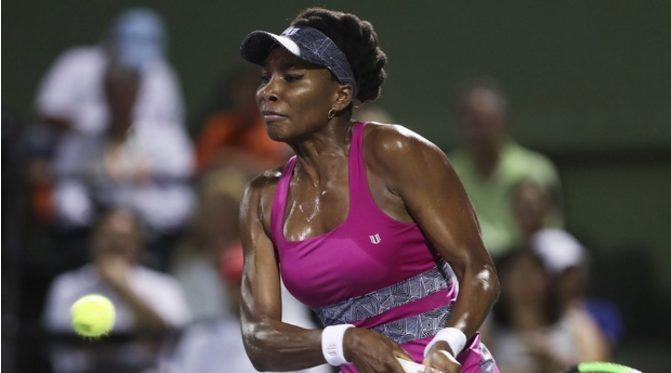 Venus Williams Suffers Upset In Charleston, lose 6-4, 6-7 (3), 7-5 to  Laura Siegemund