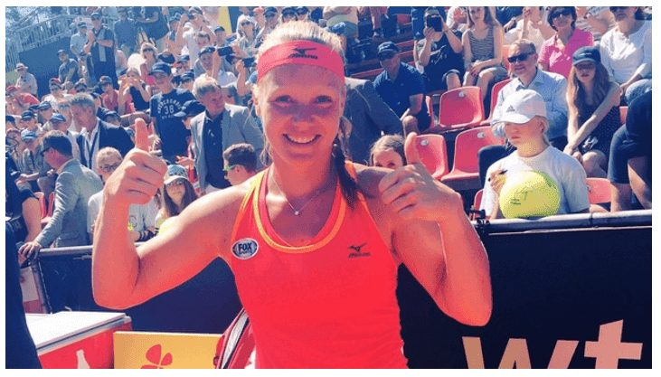 Kiki Bertens is hitting her stride ahead of the French Open, earning her third career title