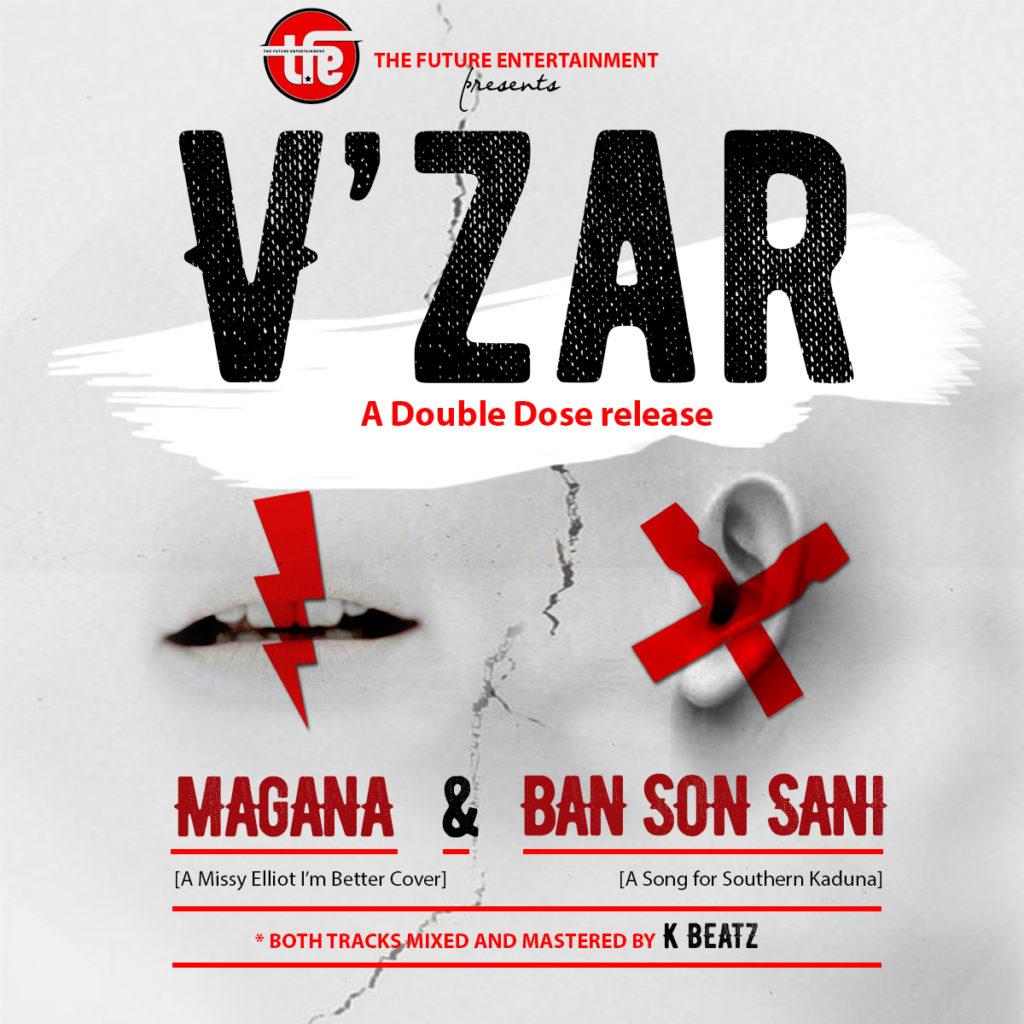 Ban son sani x Magana by V'zar