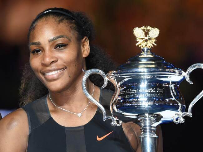 Serena Williams One of the greatest of all time