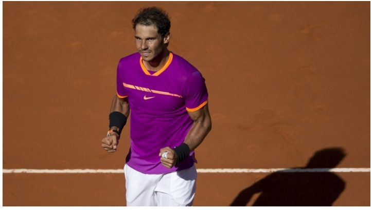 Rafael Nadal Defeats Novak Djokovic,6-2, 6-4  to reach Madrid Open 2017 Final