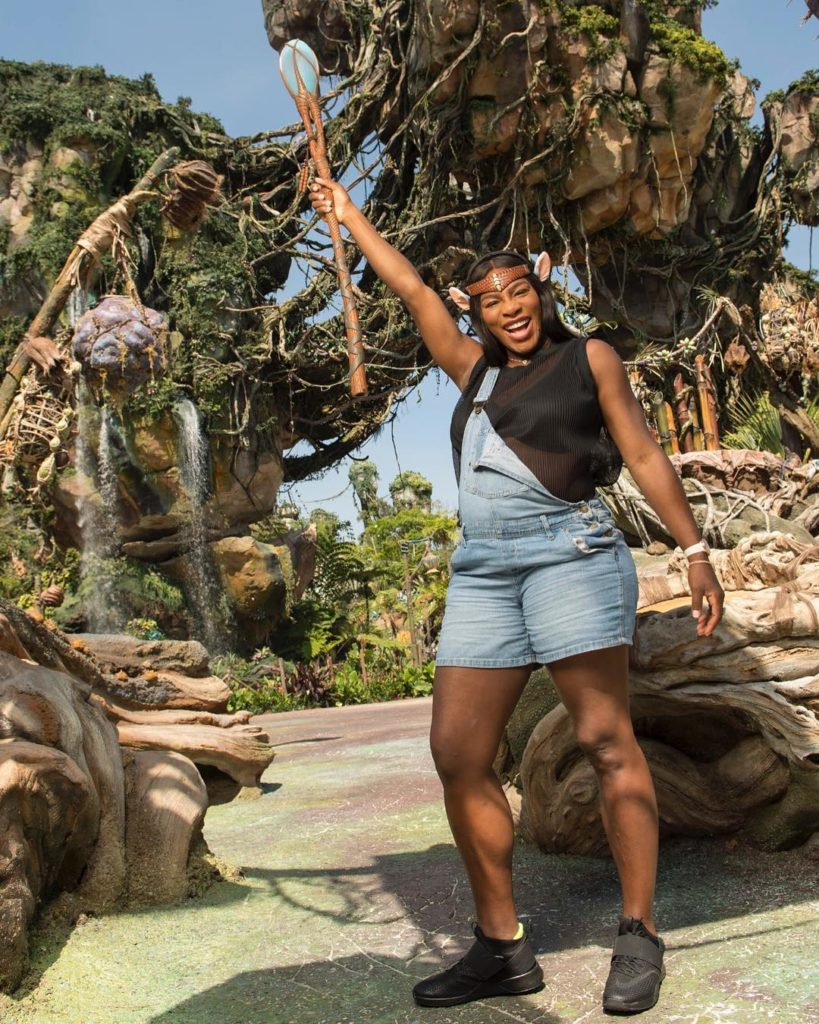Serena Williams Celebrates her Magical Bridal Shower at South Beach's 1 Hotel in Miami