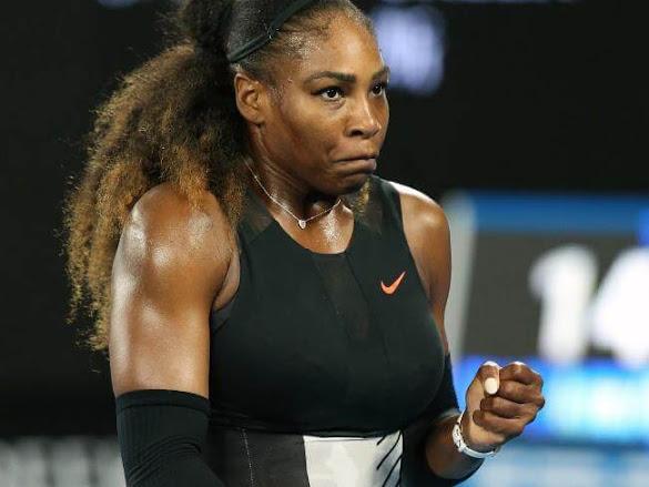 Serena Williams won the Australian Open pregnant