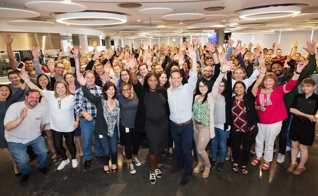 SurveyMonkey appointment Serena Williams to its board