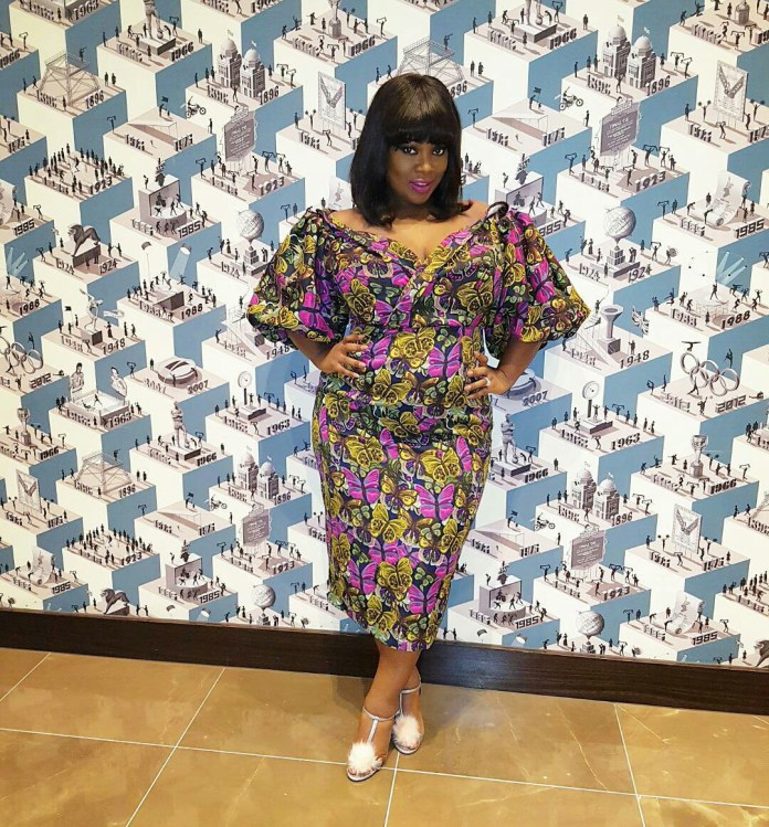 OAP Toolz Shows Off Baby Bump In New Photos