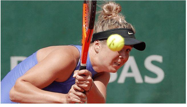 5th seeded Elina Svitolina knocked out of Aegon Classic, losing to Italian qualifier Camila Giorgi 6-4, 4-6, 6-2