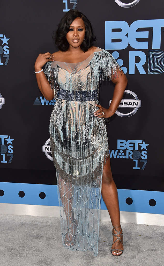 Remy Ma at BET Awards  2017 Red Carpet Photos