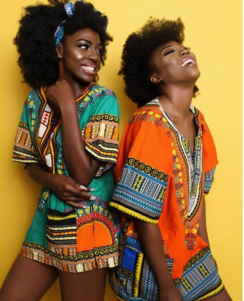 Beverly Naya And Beverly Osu In Stunning Photoshoot
