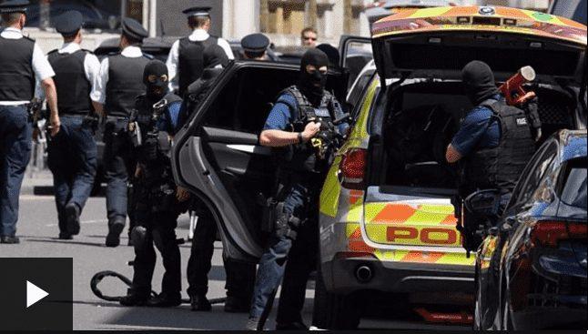 London Bridge Knife Attack