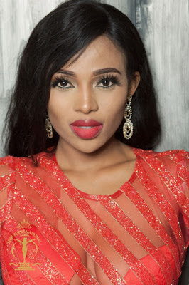 Checkout Photos of Nigerian beauty queen who was voted Sexiest Woman in Africa