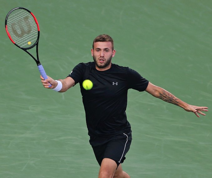 Dan Evans Admits to testing positive for cocaine, Holds Press Conference