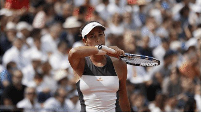 Garbine Muguruza Survives Upset To Defeat  Elizaveta Kulichkova   6-3, 3-6, 6-4  At Birmingham Open