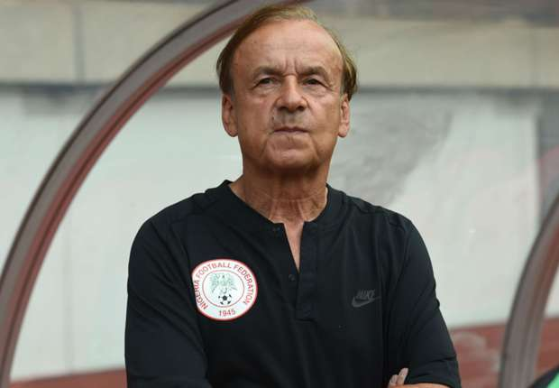 Gernot Rohr  Training and Team Selection of the Super Eagles faces NFF technical committee Scrutiny