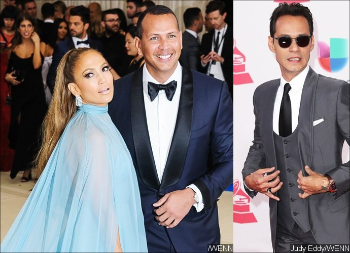 Jennifer Lopez plans to Celebrate Father's Day With Alex Rodriguez and Ex-Husband Marc Anthony