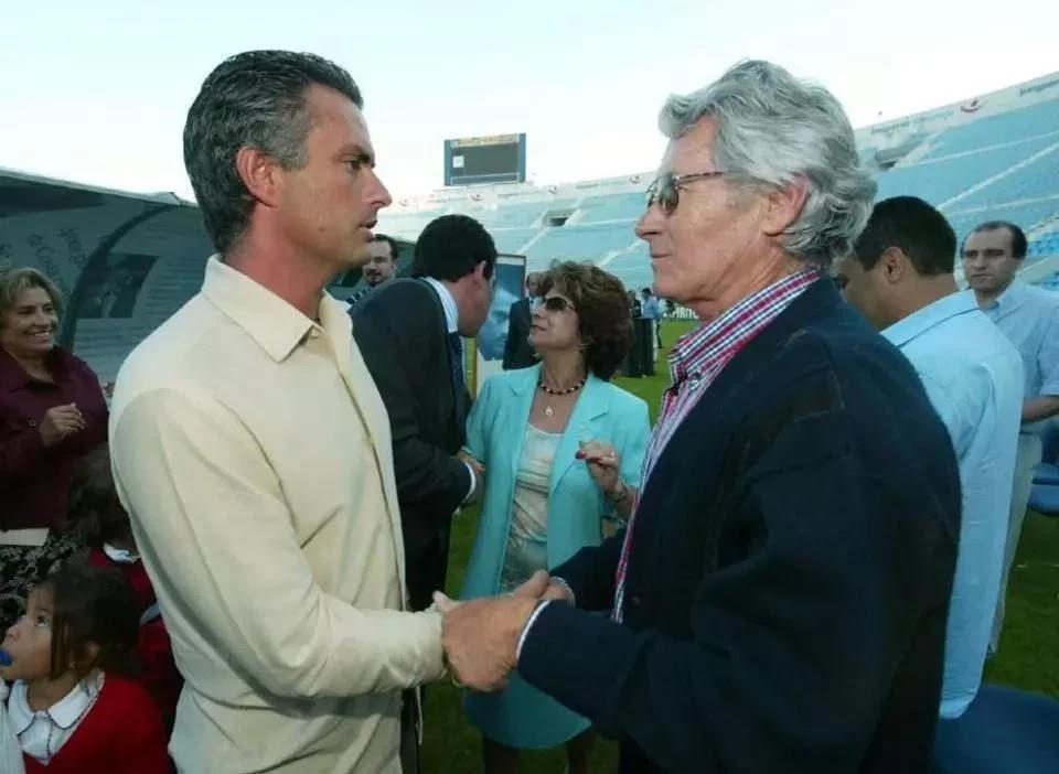 Jose Mourinho's Father,Felix Mourinho has died Aged 79