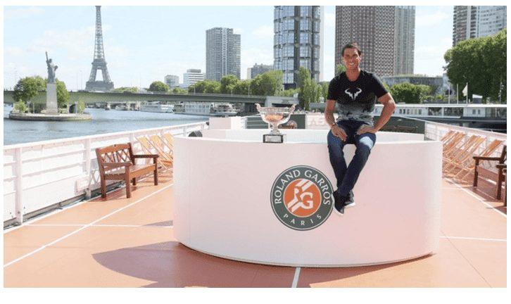 Rafael Nadal Up To No. 2; Djokovic Drops To No. 4, His Worst Since '09