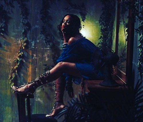 Rihanna Super hot in New Photos from DJ Khaled's Single Wild Thoughts
