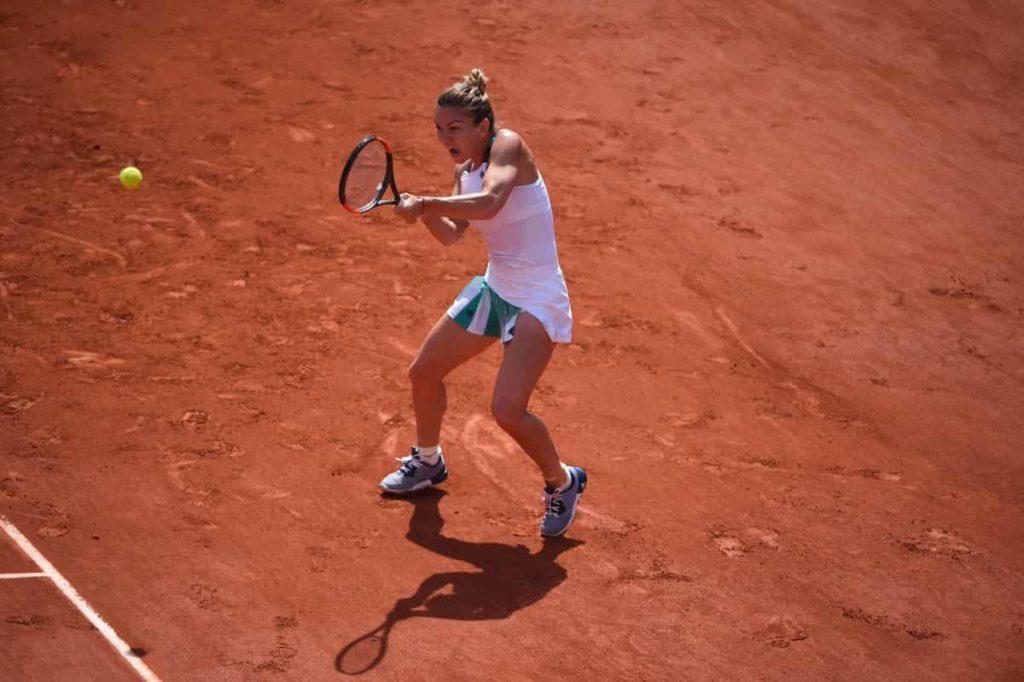 Simona Halep  Halep Beats Pliskova 6-4, 3-6, 6-3 To Reach French Open Final