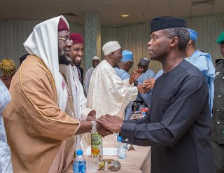 Yemi Osinbajo Vows To Punish Those Who Issued Quit Notice To Igbos