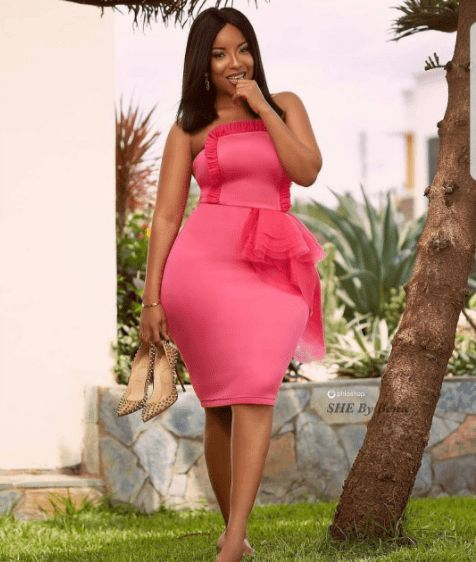 Hot Pink! Joselyn Dumas Super Sexy In Different Shades Of Pink