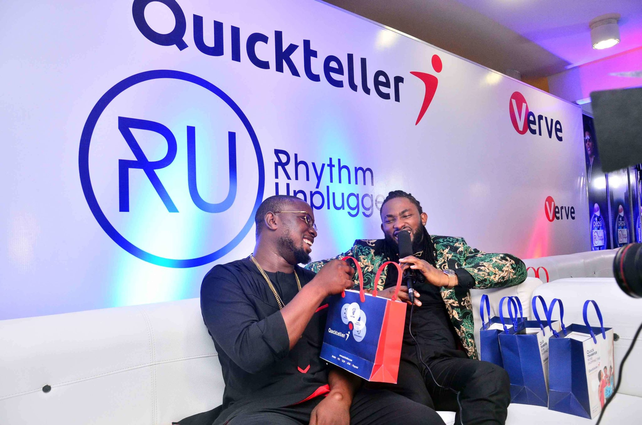 PHOTOS: ALL THE EXCITEMENT FROM RHYTHM UNPLUGGED LAST WEEKEND