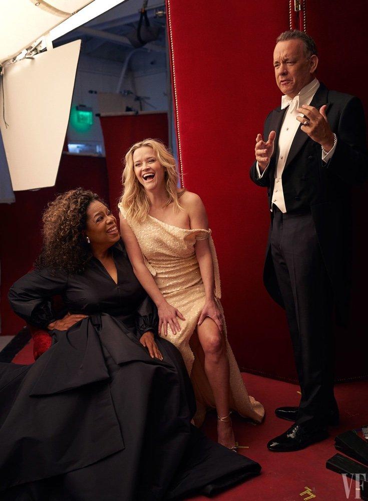 vanity fair hollywood issue 2018 HWD portfolio oprah reese new final BellaNaija Style