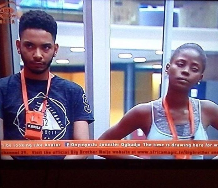 #BBNaija K-Brule and Khole disqualified from Big brother Naija 2018