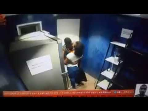 #BBNaija Tobi and Cee -C finally kiss and it's 'passionate(Video)