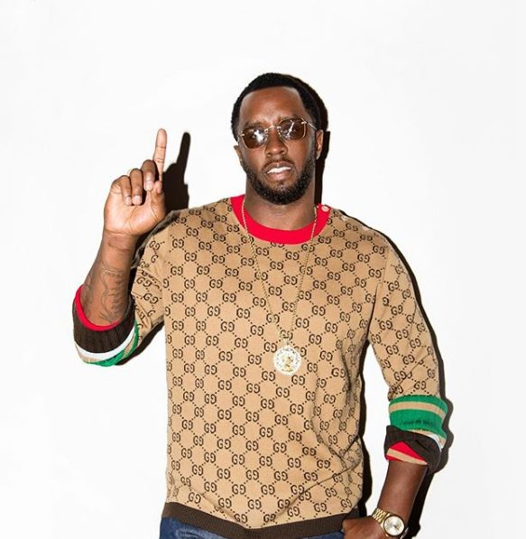 Diddy explains why he cropped out French Montana and Fabolous