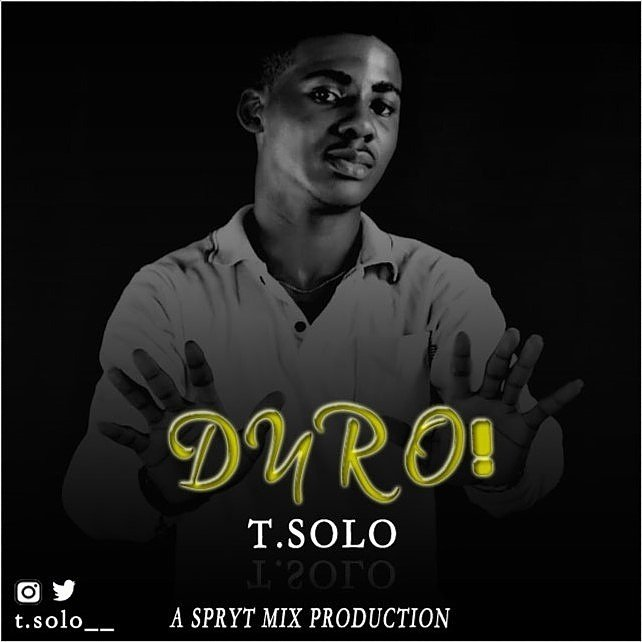 TSOLO with another sublime single, Duro