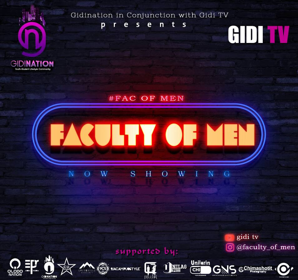 Faculty of men premieres Today