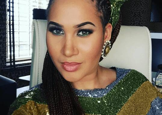 """Nollywood actress, Caroline Danjuma, has said that she is better and different from all other actresses. The actress seems to have moved on from the death of her former lover, Tagbo Umeike, and back with acting. She said, """"I am different from any other actress because I am Caroline and there can never be another Caroli"""