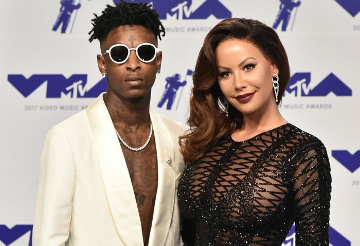 Amber Rose splits from 21 Savage after 1-year of dating