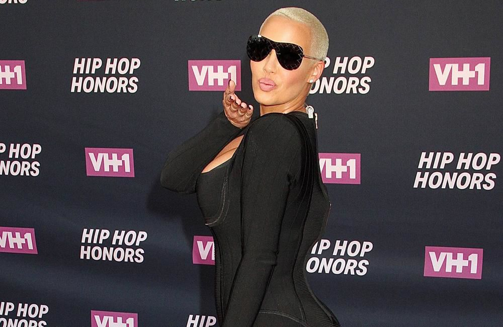 Amber Rose is getting frustrated by the MeToo movement