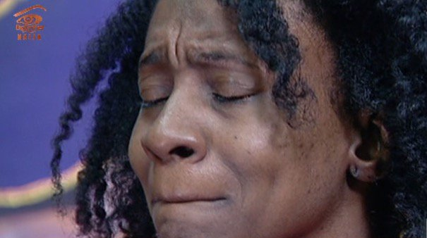 #BBNaija Anto shed tears for the first time over Lolu